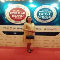 Penghargaan digital Popular Brand